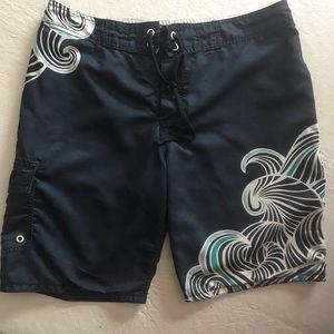 Old Navy Mens Swim Shorts